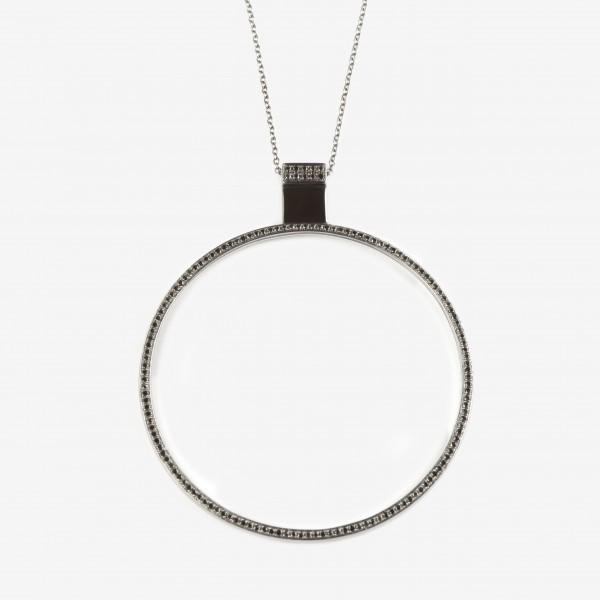 Loupe Pendant Necklace