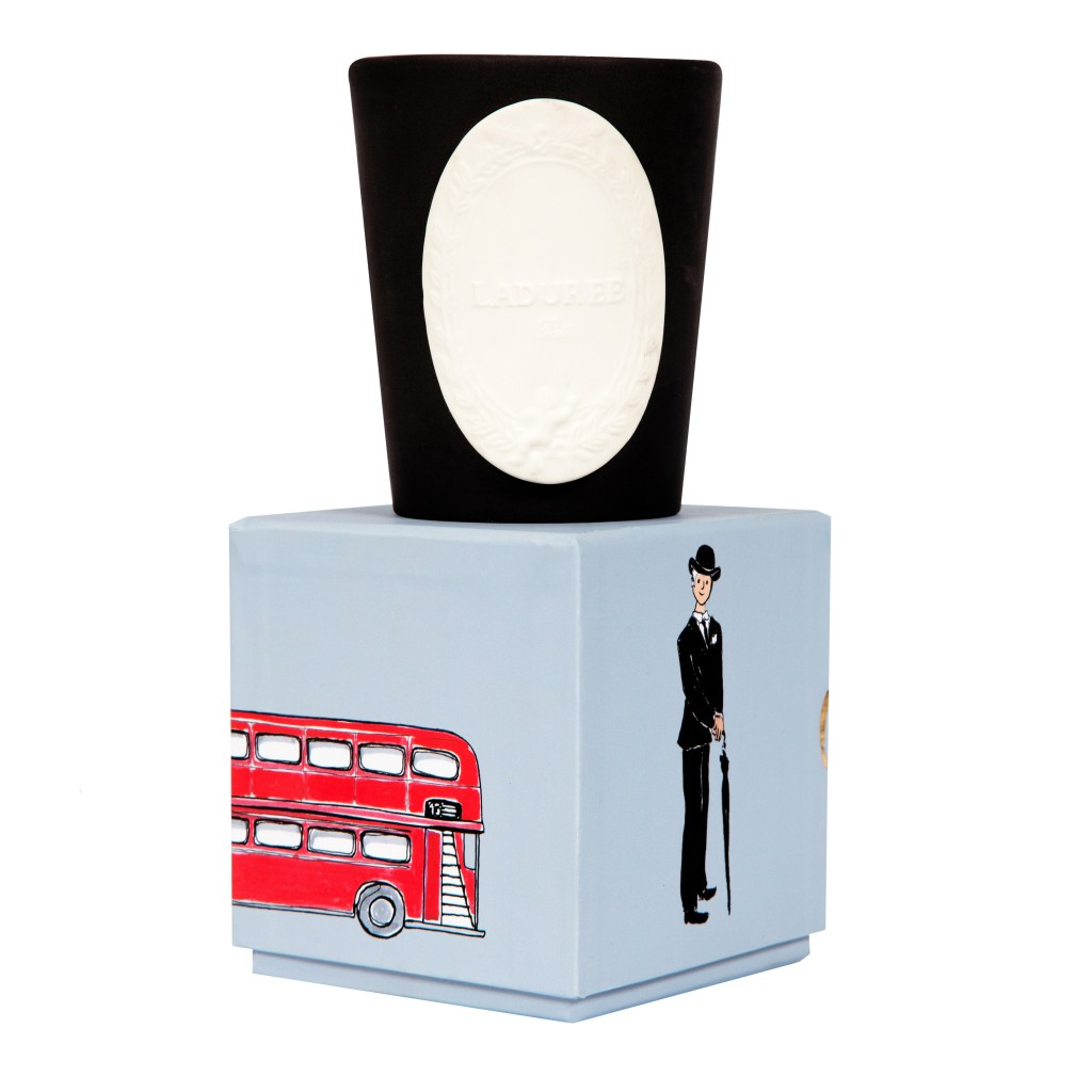 The London – Scented Candle