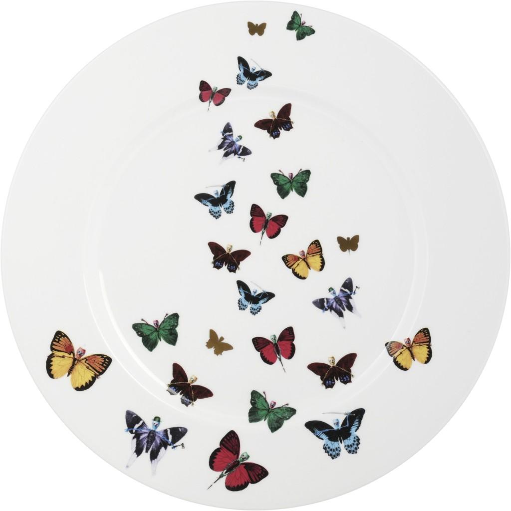 Lepidoptera Maximus Platter