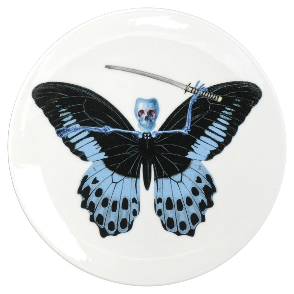 Lepidoptera Putulanus Plate by The New English