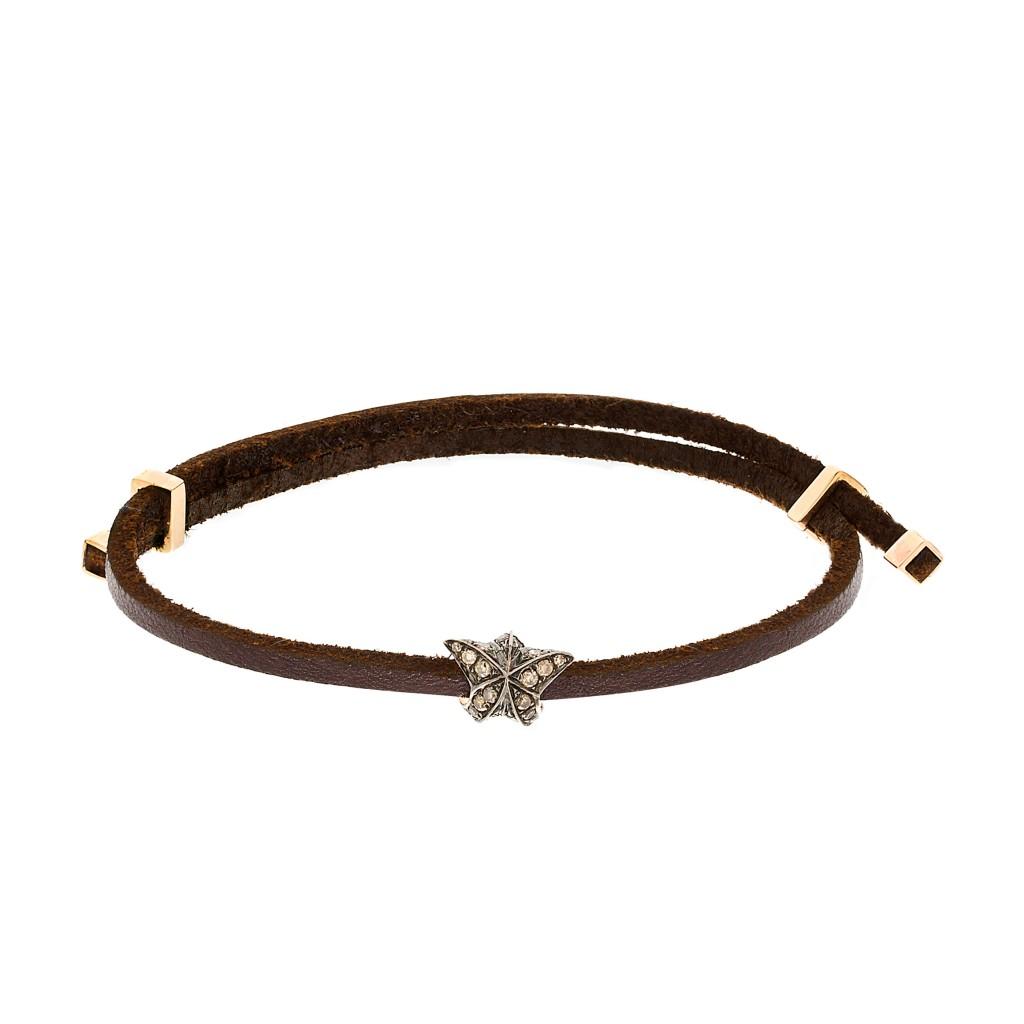 Diamond Star Bracelet by Tomasz Donocik