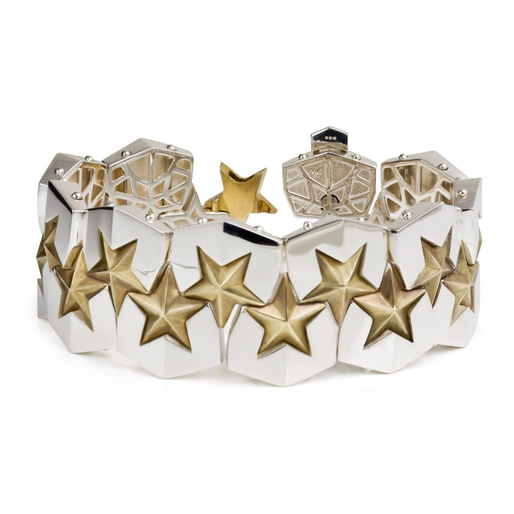 Star Halo Bracelet by Tomasz Donocik