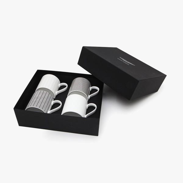 Aston Martin Four Mug Set