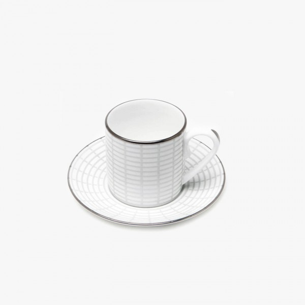 Vero Coffee Cup and Saucer