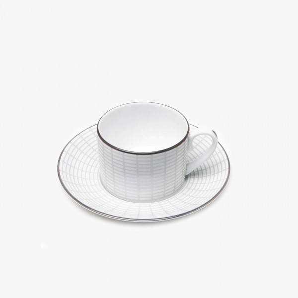Vero Tea Cup and Saucer