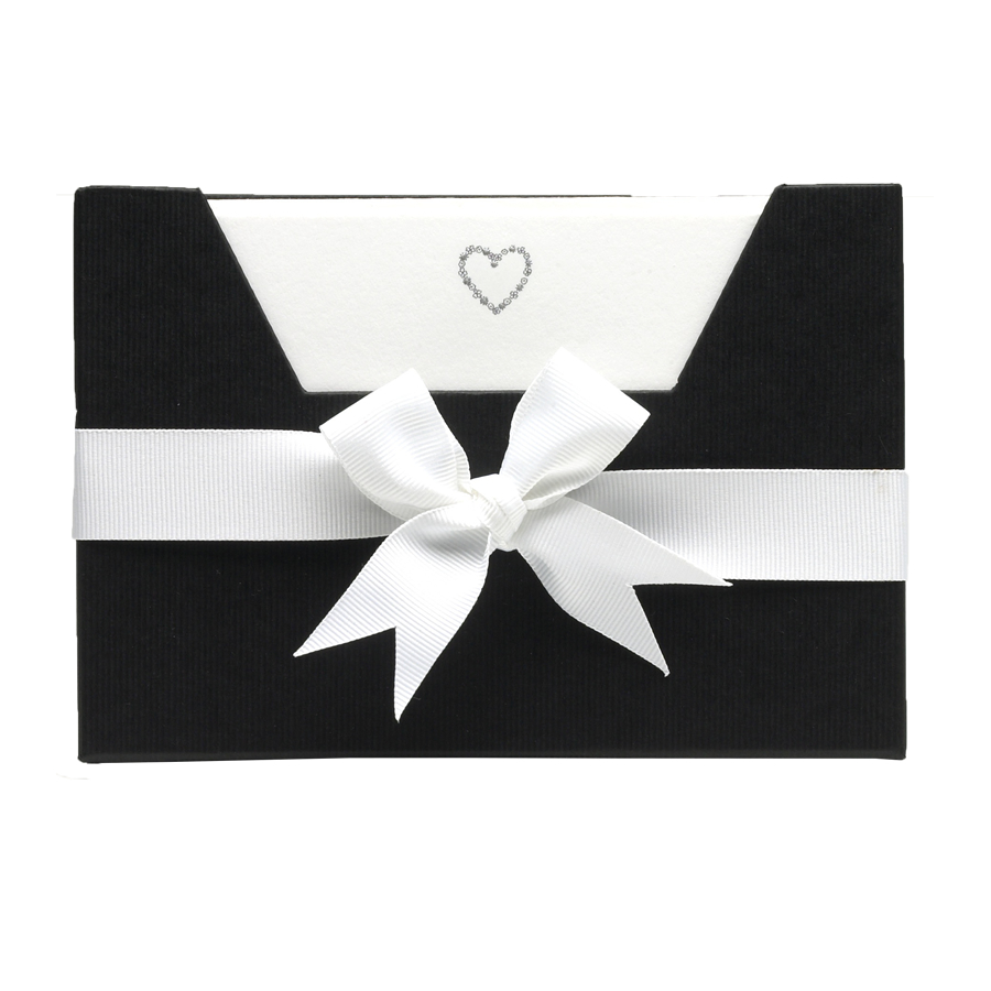 Little Heart Wallet by Julie Bell Stationery