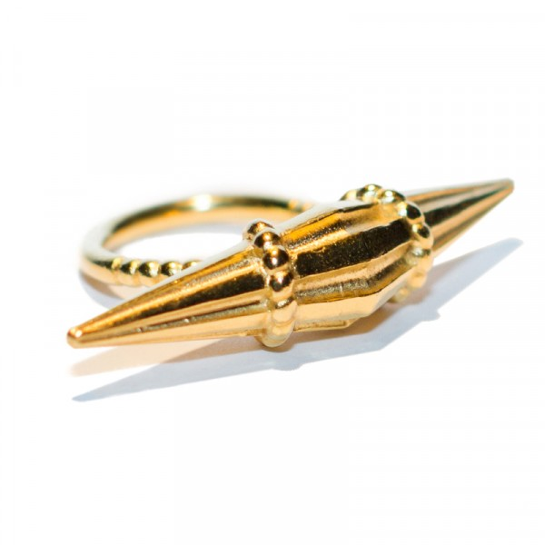 Fathom Ring by Jane Gowans