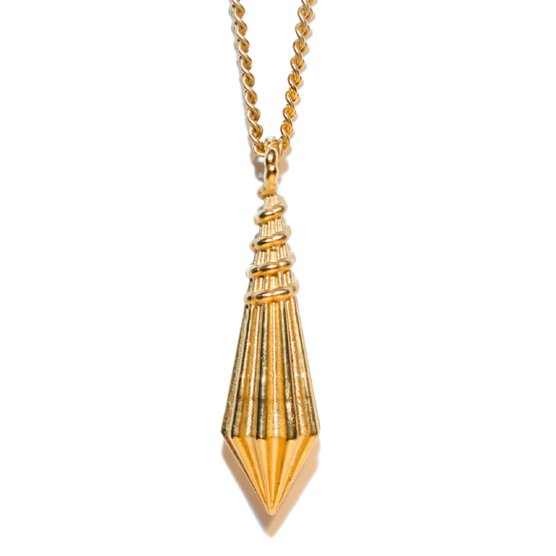 Hitch Pendant by Jane Gowans