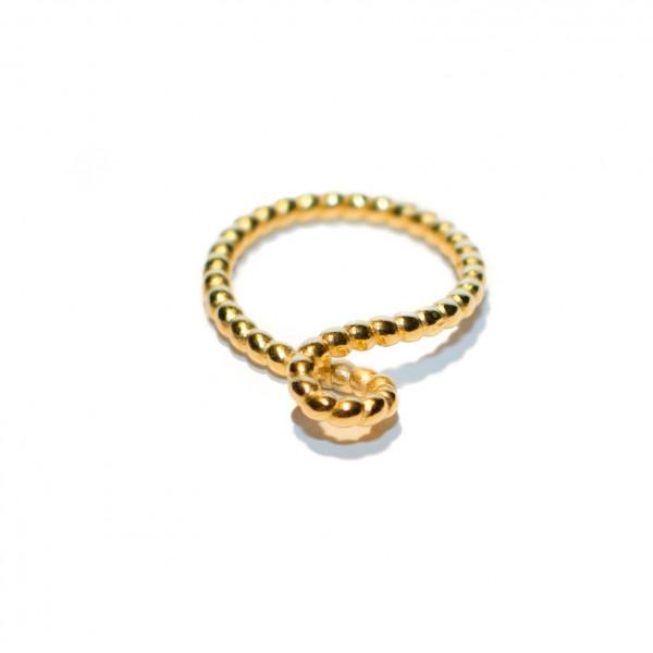 Loop Ring by Jane Gowans