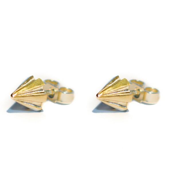 Port Earrings by Jane Gowans