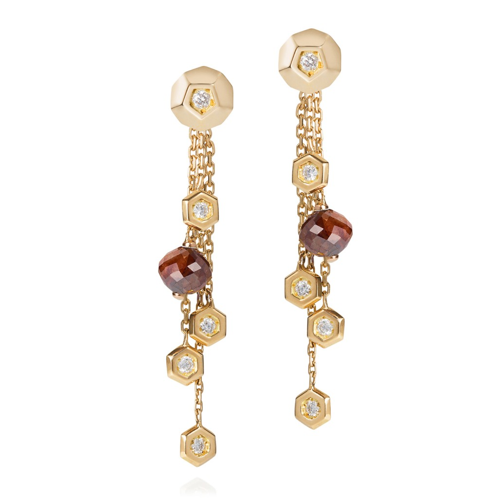 Dangling Earrings by Ornella Iannuzzi