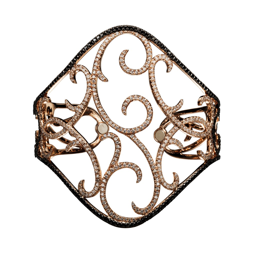 Jaipur Cuff – with Healing Magnets by Dionea Orcini