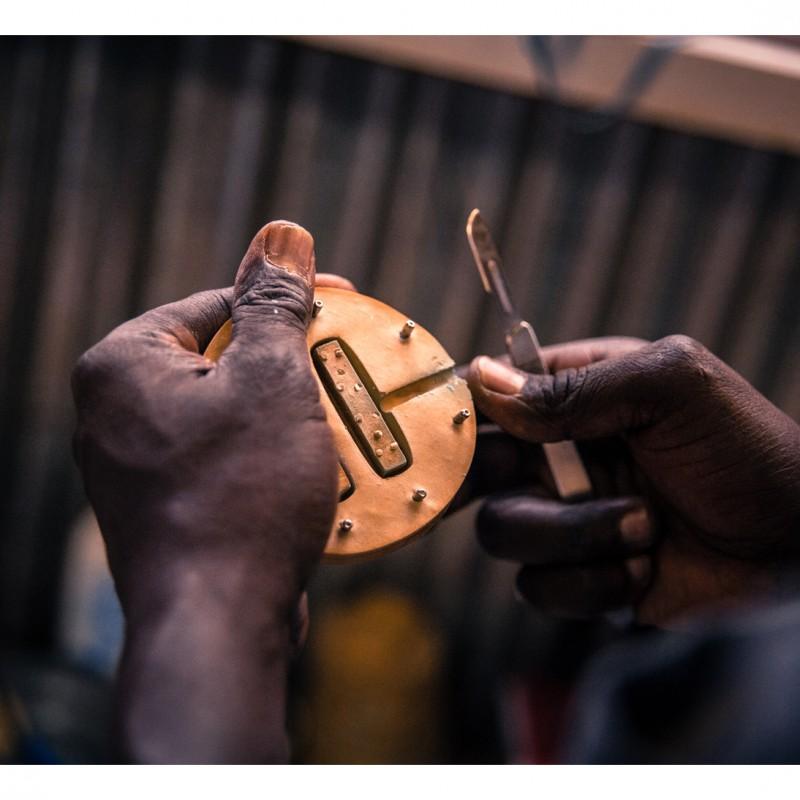 hand cast clasp 1