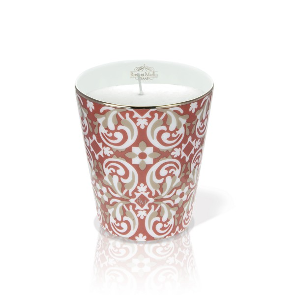 Ousteau Red – scented candle
