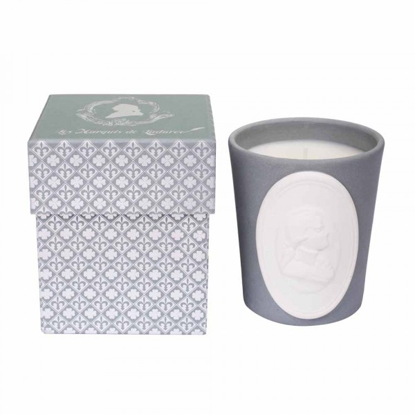 """The Marquis"" Mysterious Incense Scented Candle by Laduree"