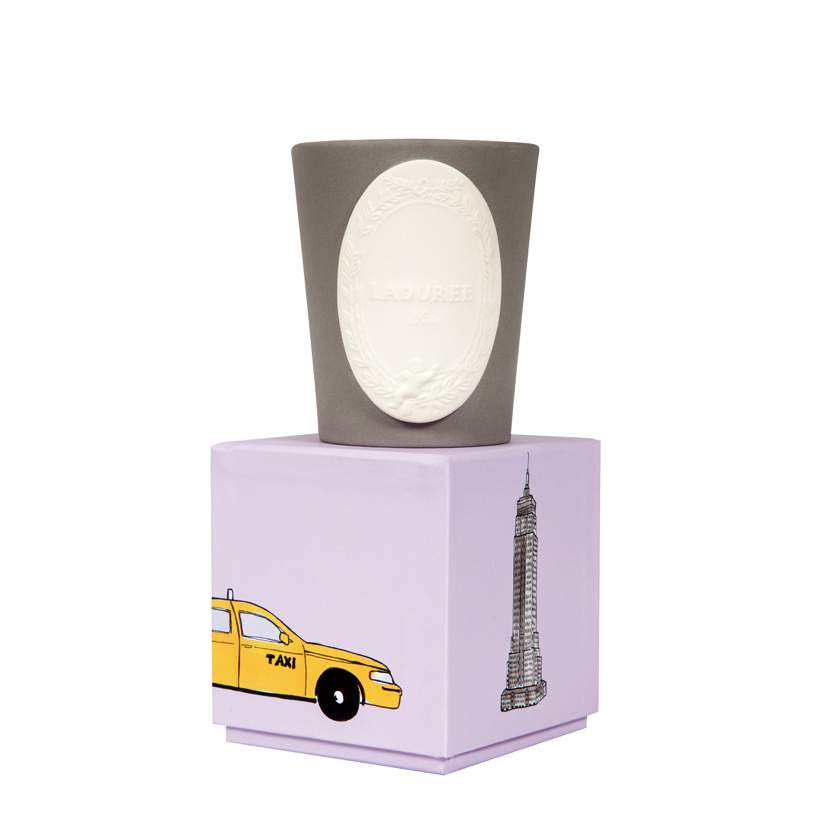 New York – Scented Candle