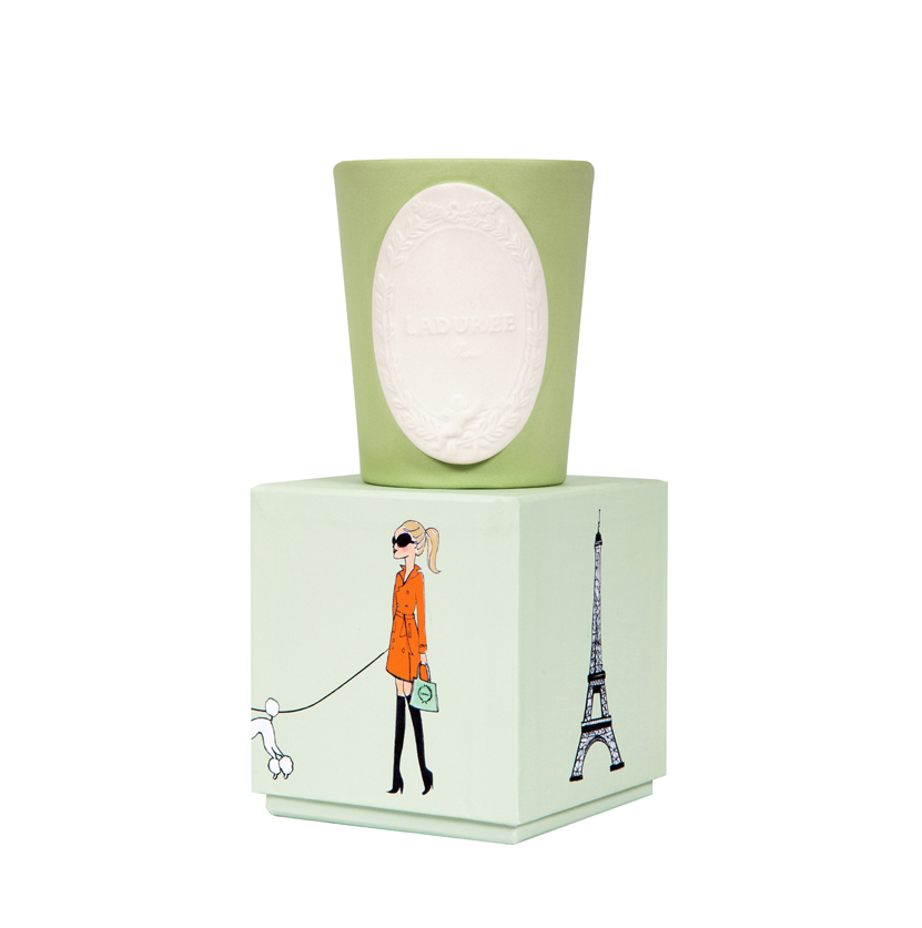 Laduree – Paris Scented Candle by Laduree