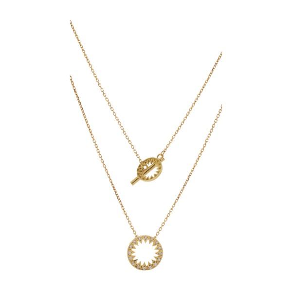 Diamond Taxila Pendant