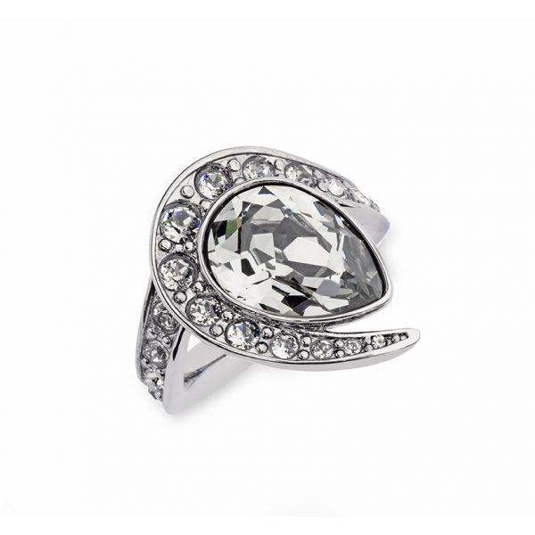 Swift Ring – Black Diamond