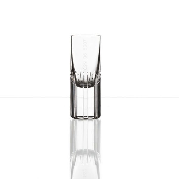 Splined Shaft Shot Glass set of 2