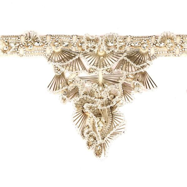 The Pristine Necklace – White by Begada