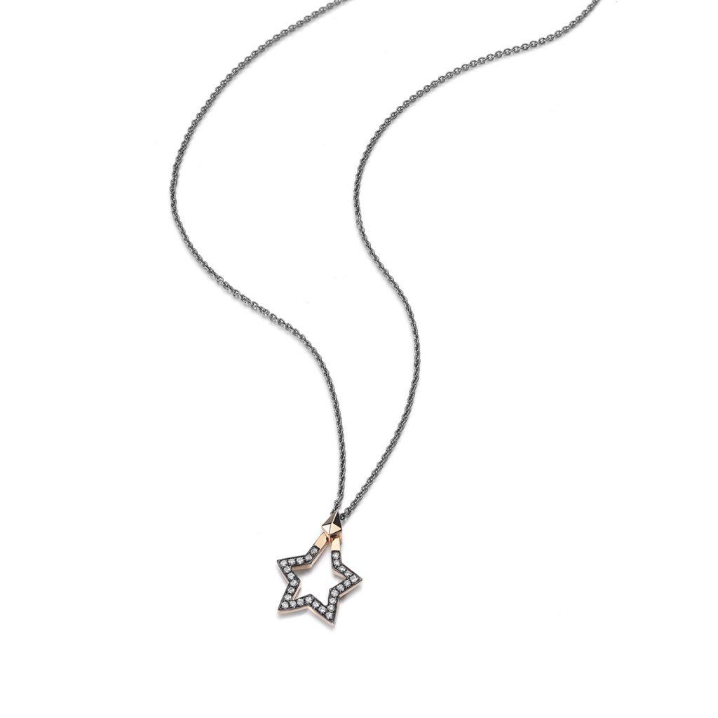 Star Pendant by Tomasz Donocik