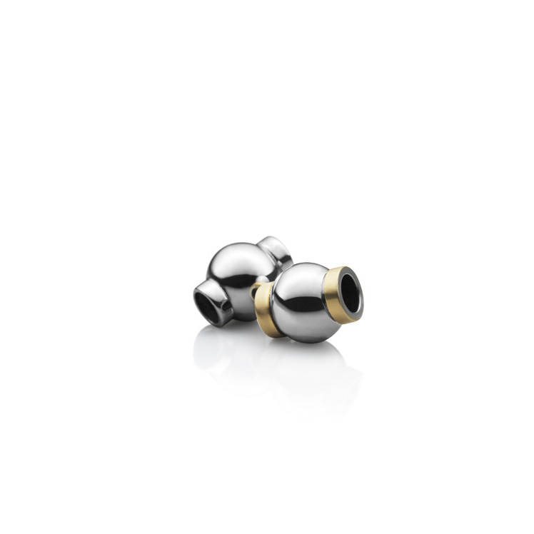 Charm Spacer Beads by Valentine's Collection