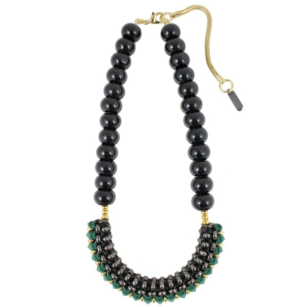 Tanzania Necklace by SOLLIS