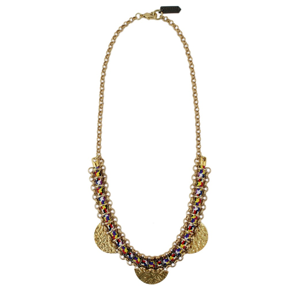 Tomba Necklace – Multi by SOLLIS