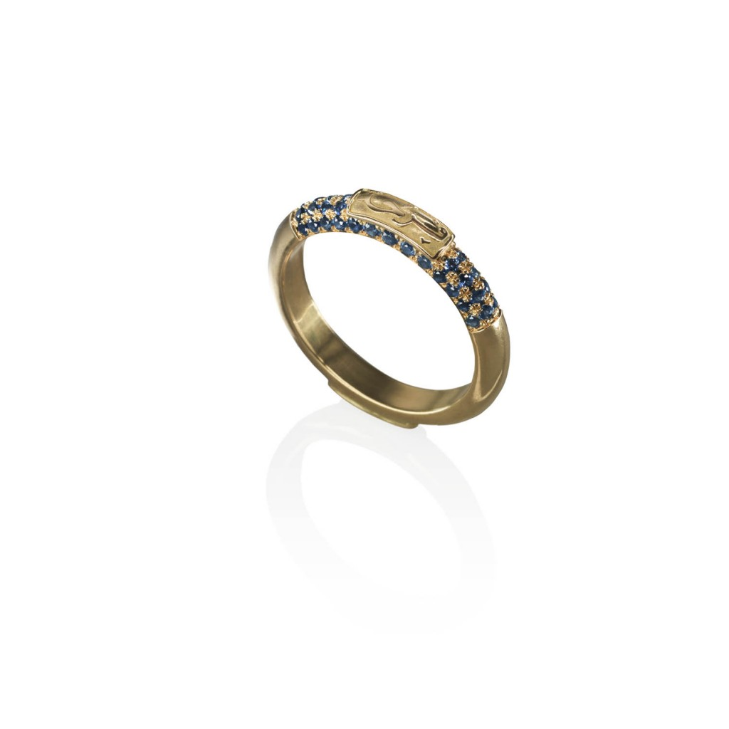 The Eternity Band by Azza Fahmy