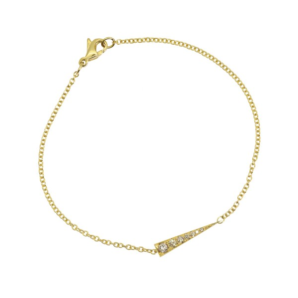 Spark Bracelet – Champagne Diamond by Daou Jewellery