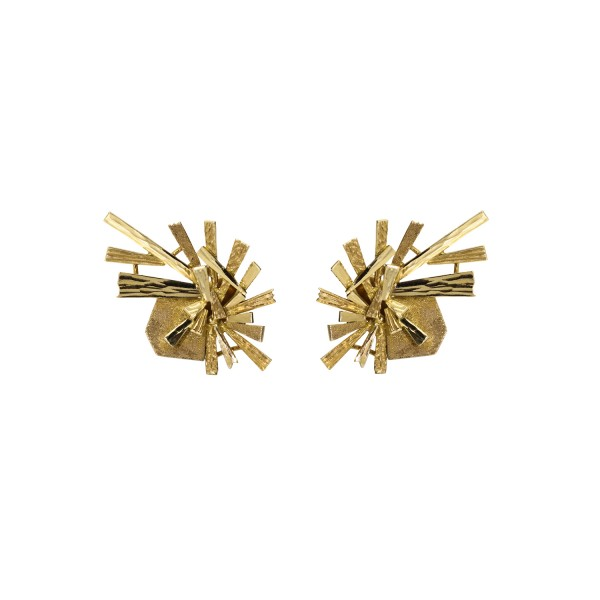 Exclusive Spark Cluster Earrings by Daou Jewellery