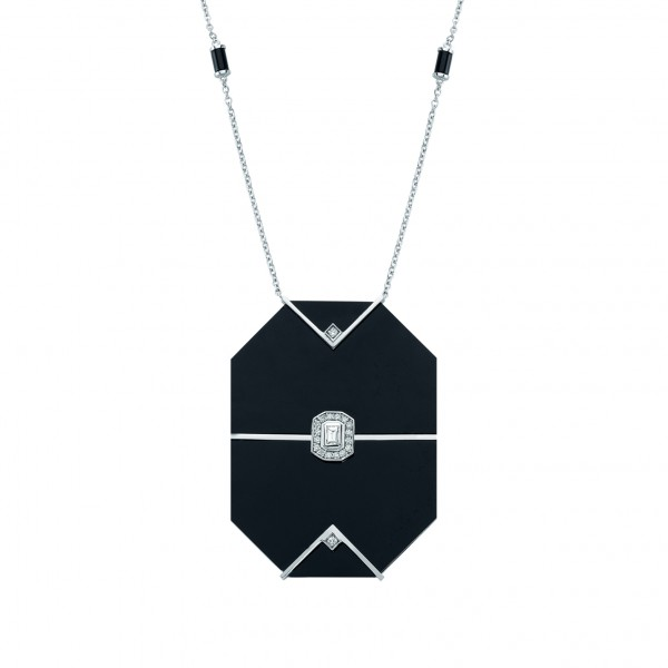 Dark Midnight Necklace
