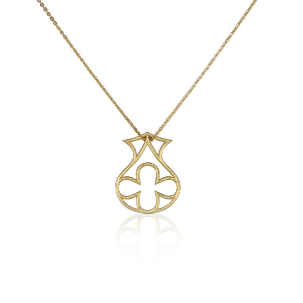 Gold Illuminaire Necklace