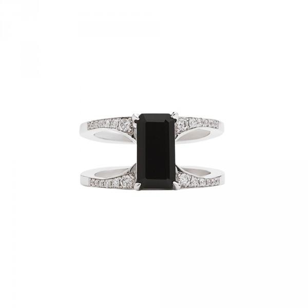 Mirage Black Ring
