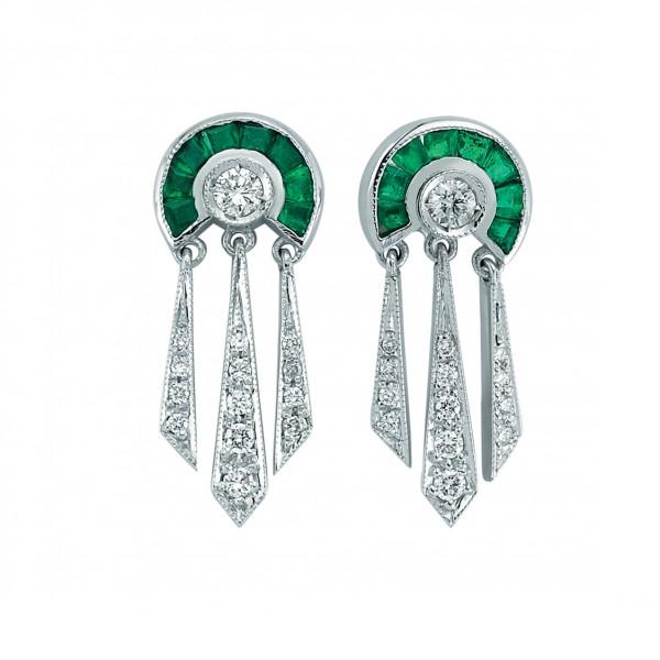Laure Earrings by Melis Goral