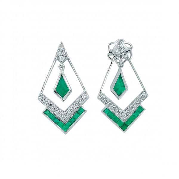 Aceline Earrings by Melis Goral