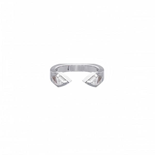 Reflection Ring – White Diamonds