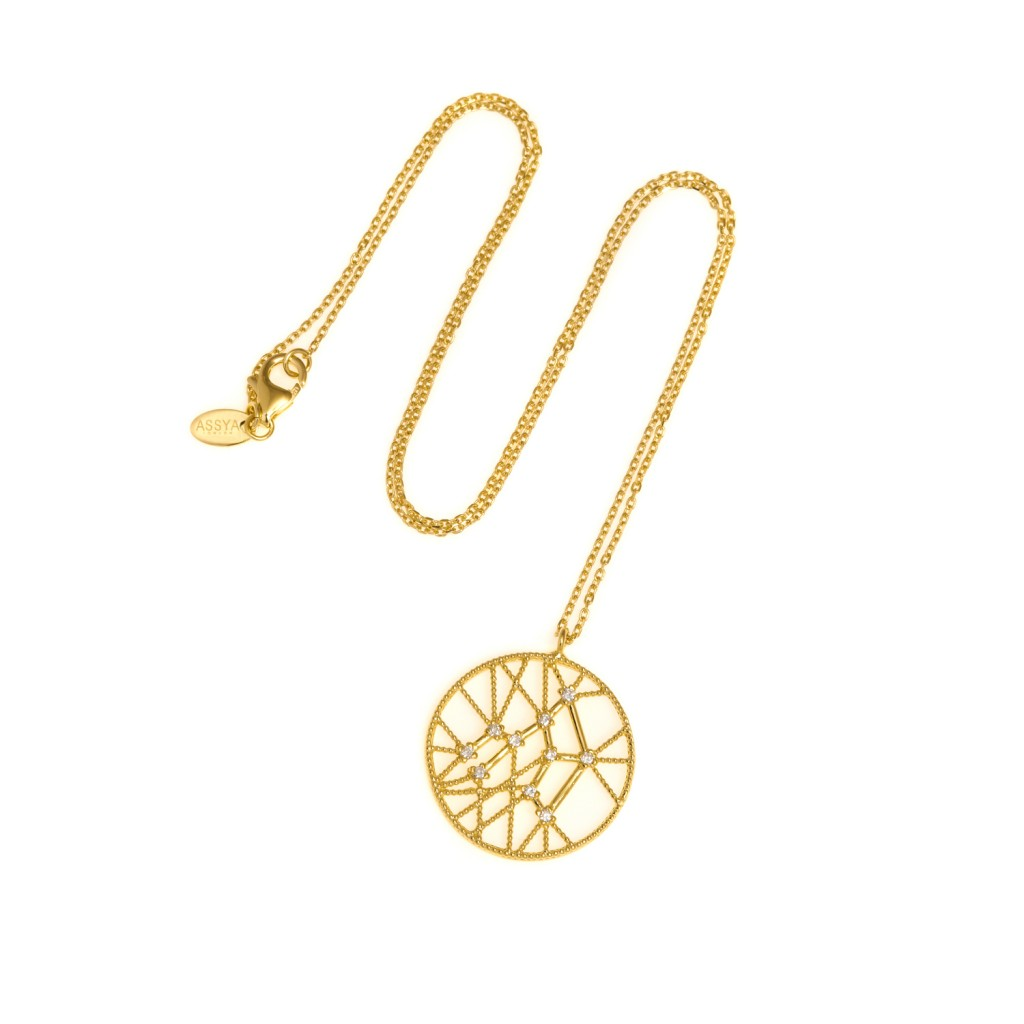 SAGITTARIUS Star Sign Necklace