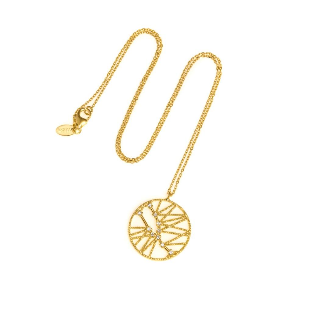 TAURUS Star Sign Necklace
