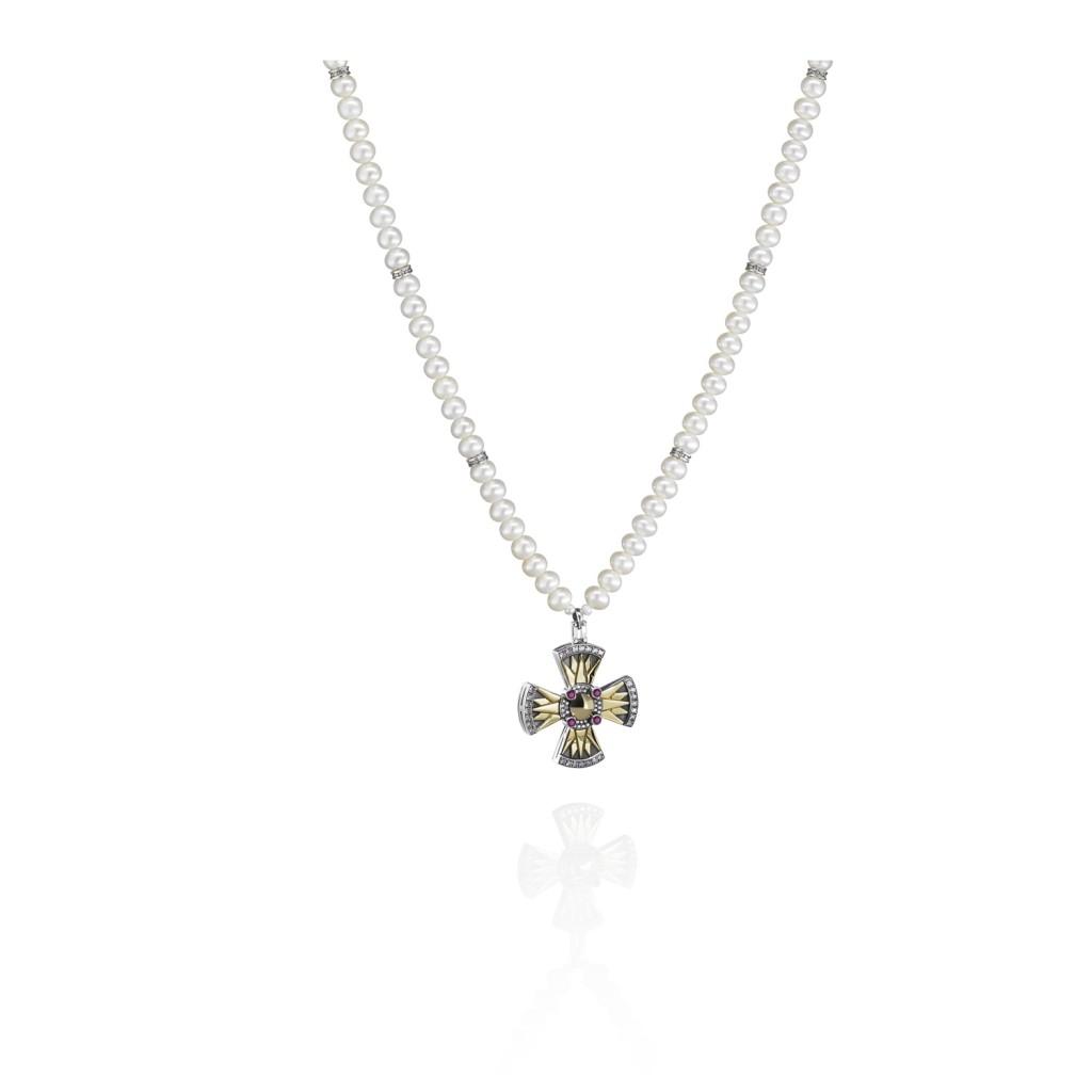 Coptic Cross Necklace