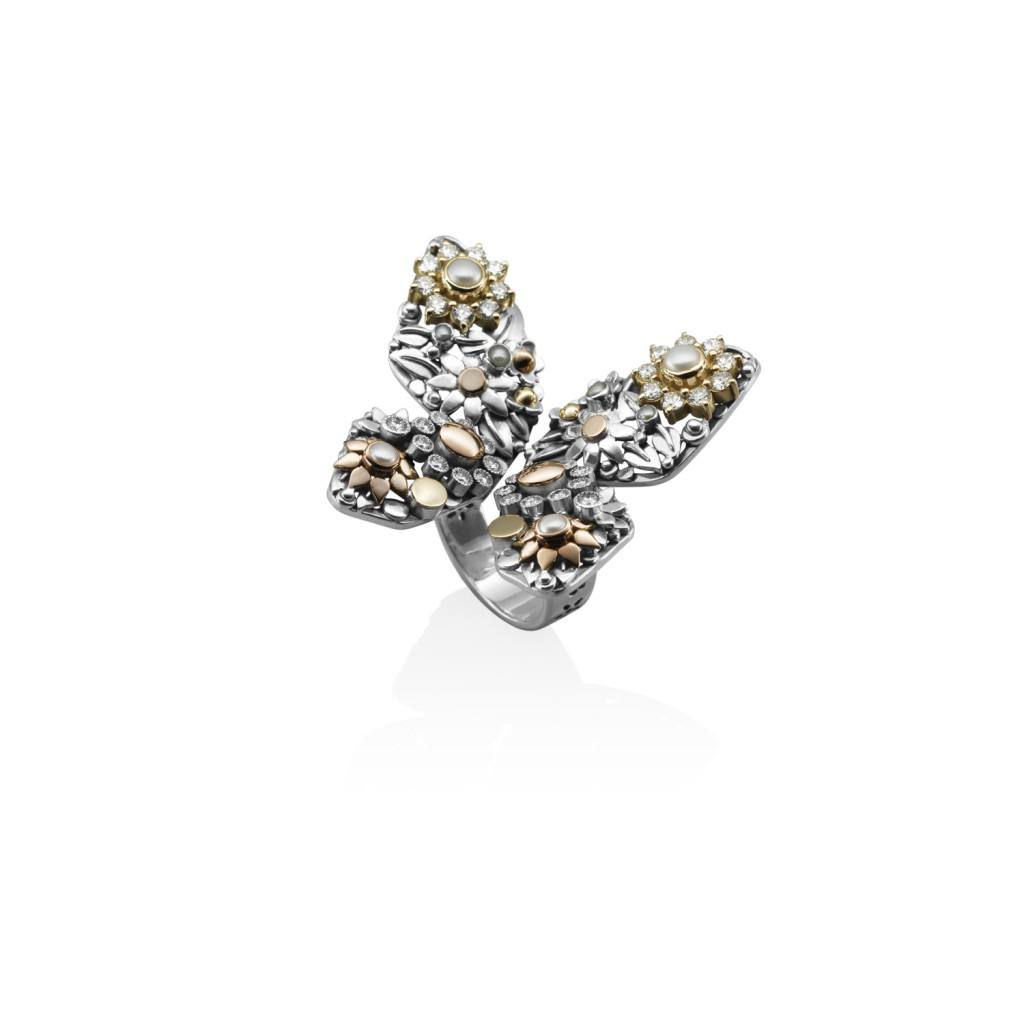 The Butterfly Ring by Azza Fahmy