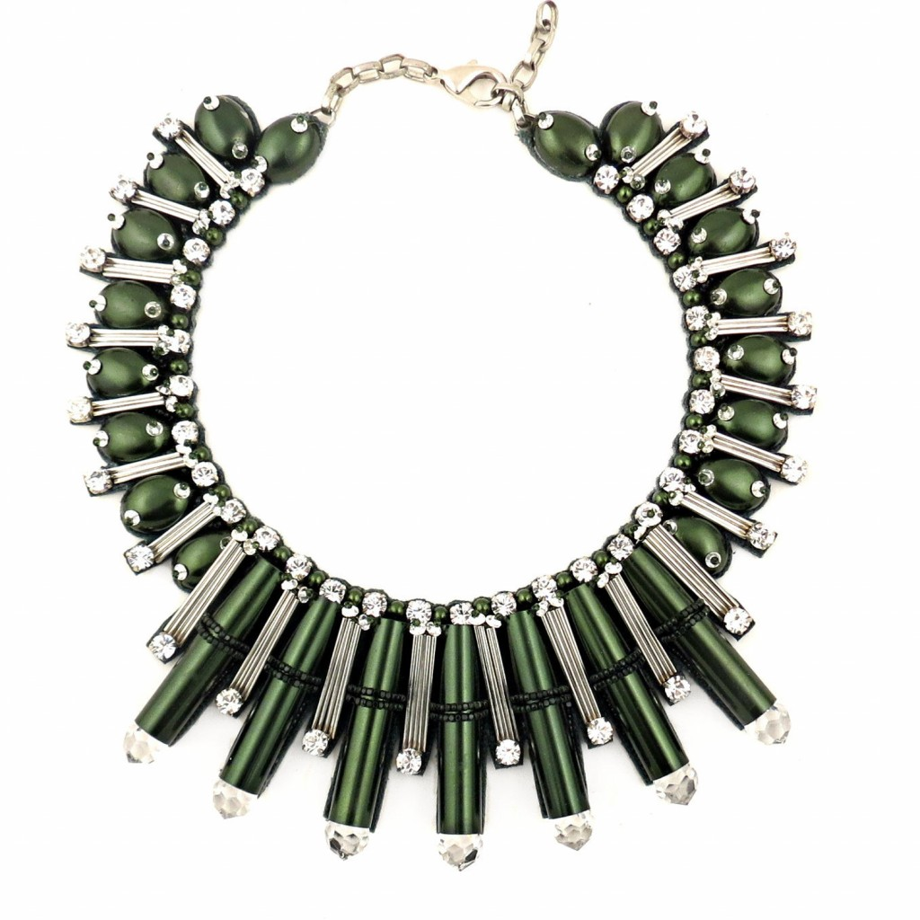 Beautix Necklace – Forest by Begada