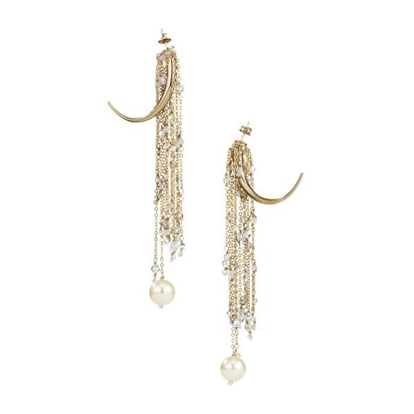 Edo Pendulum Earrings