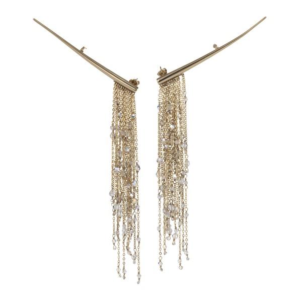 Neo Warrior Earrings