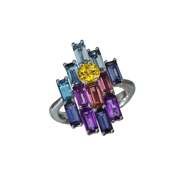 Morning Bright Ring by Daou Jewellery