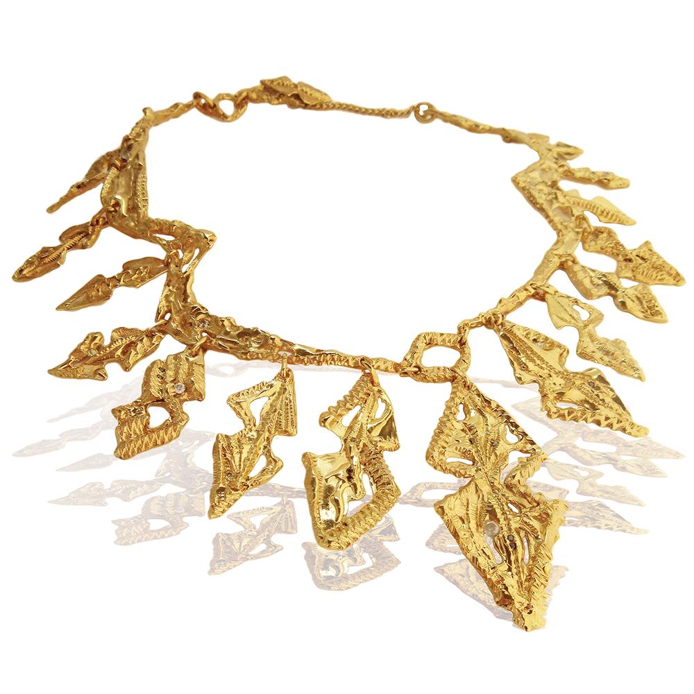 Goddess Necklace by Imogen Belfield