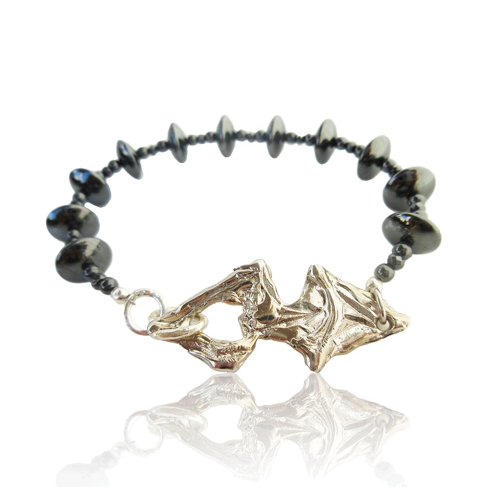 Large Kyme Bracelet by Imogen Belfield