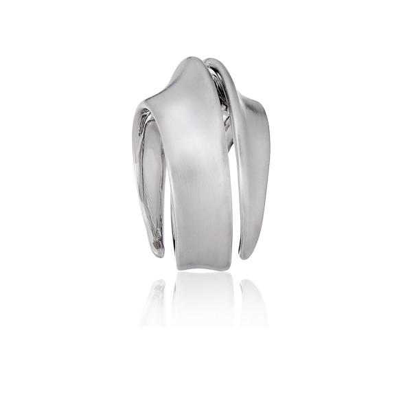 Spira Ring in White Gold