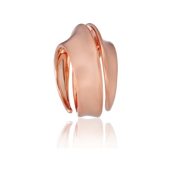 Spira Ring in Rose Gold